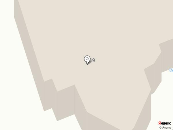 Олимп-Авто на карте Новокузнецка