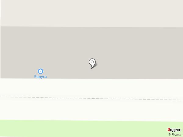 Полянка на карте Новокузнецка