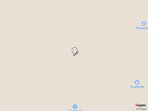 КАЗАНОВА секс-шоп на карте Новокузнецка