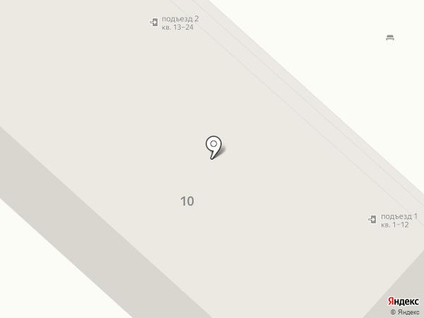 Салон-мастерская на карте Новокузнецка