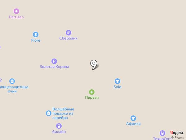 Много Мебели на карте Новокузнецка