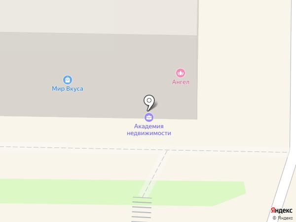 Город Успеха на карте Новокузнецка
