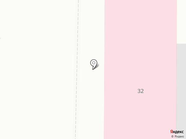 Женская консультация на карте Новокузнецка