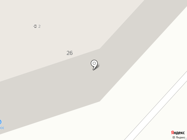 НАШЕ ТАКСИ на карте Новокузнецка