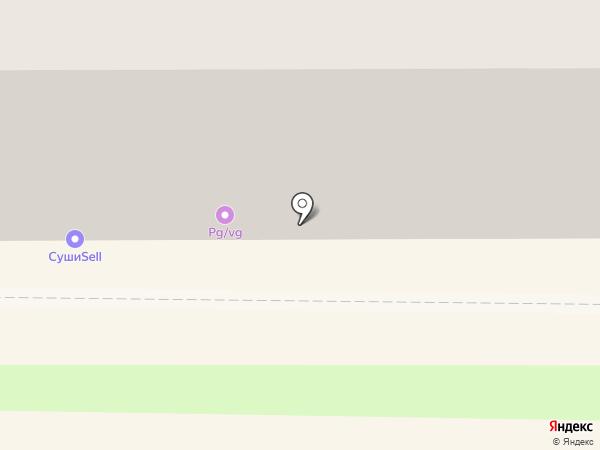 Tupperware на карте Новокузнецка