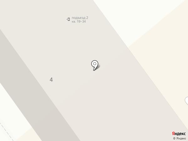 Военный комиссариат Центрального, Куйбышевского и Новокузнецкого районов на карте Новокузнецка
