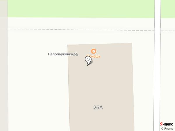 Свежарики на карте Новокузнецка