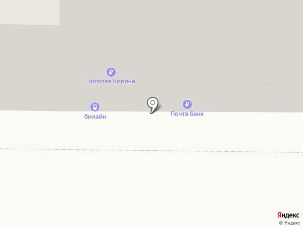 Фамилия, ЗАО на карте Новокузнецка