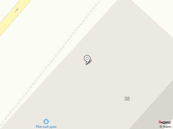 Автостиль на карте Новокузнецка