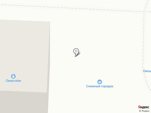 Быстро и вкусно на карте Новокузнецка