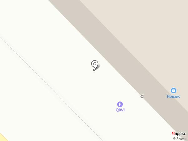 Фенрир на карте Новокузнецка