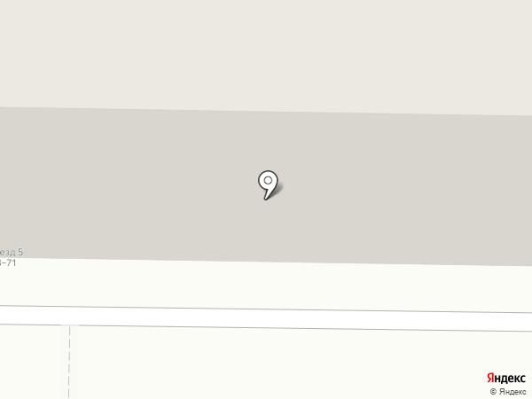АБТ-Сервис на карте Новокузнецка