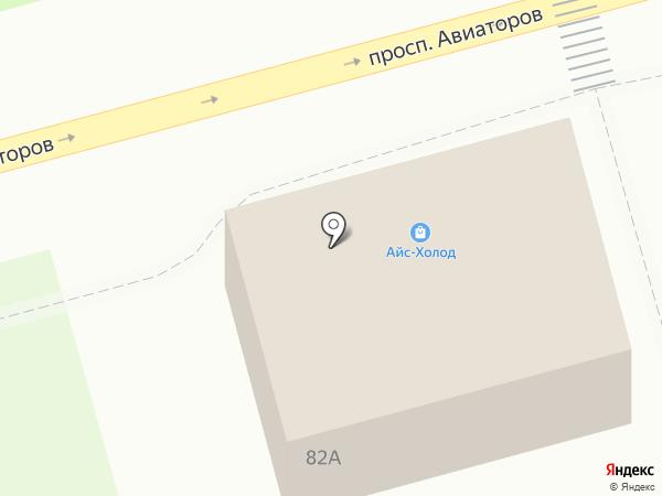 МИР ВКУСА на карте Новокузнецка