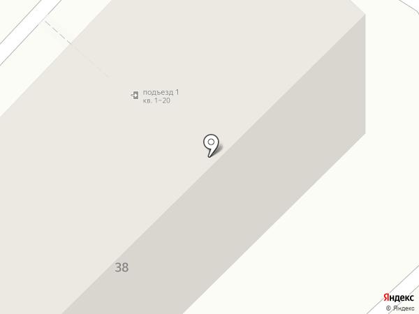 Attila на карте Новокузнецка