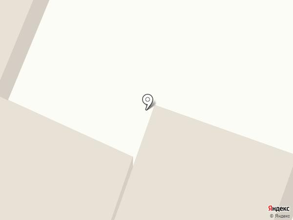 Вард на карте Сосновки