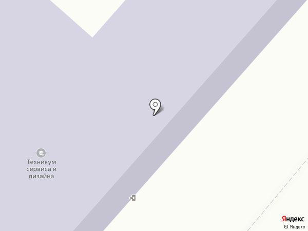 Шакира на карте Новокузнецка