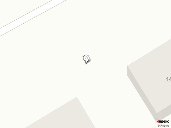 Транспортная компания на карте Новокузнецка
