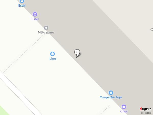БИГ СИ на карте Новокузнецка