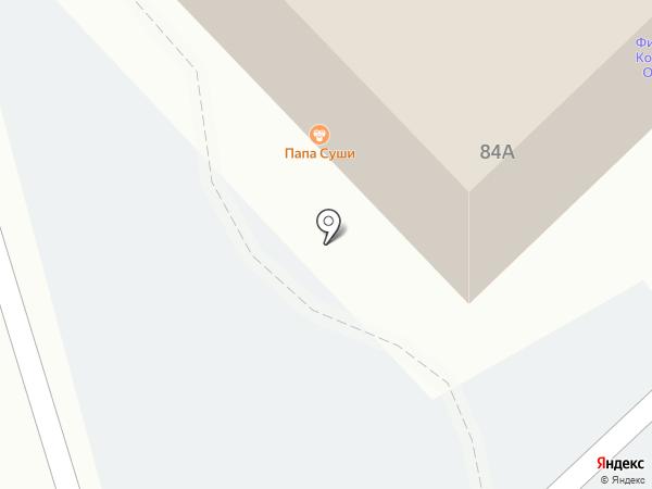 Рыбно-пивной магазин на карте Новокузнецка
