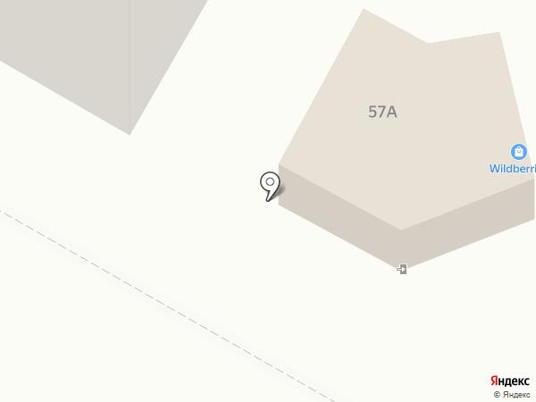 Qiwi на карте Новокузнецка