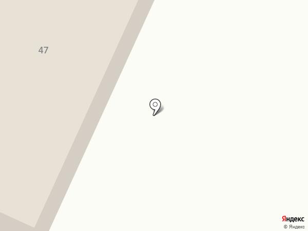 Буревестник на карте Сосновки