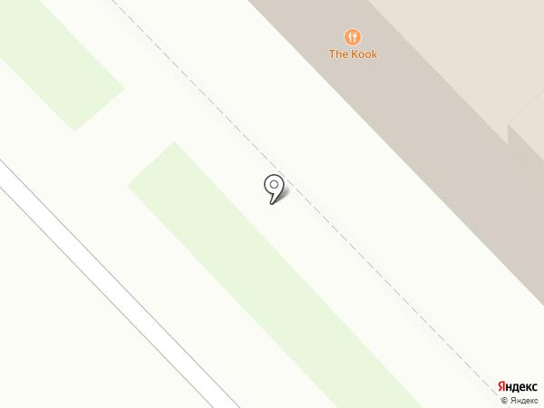 ОхотАктив на карте Новокузнецка