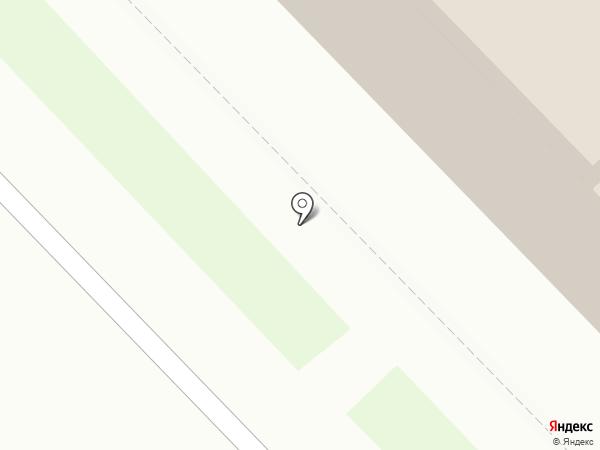 Союз Сервис на карте Новокузнецка