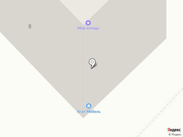 Центр страхования на карте Новокузнецка