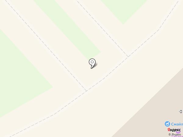Сити на карте Новокузнецка