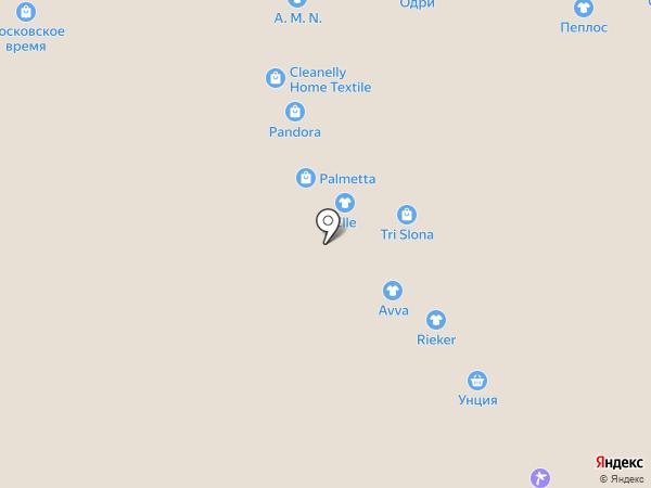 Lady Caprise на карте Новокузнецка