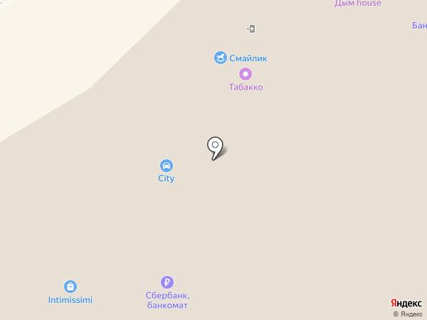 АБС-Бьюти на карте Новокузнецка
