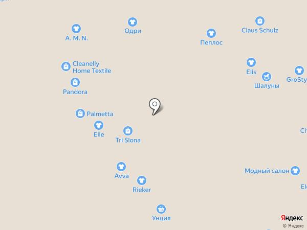 BOWE на карте Новокузнецка
