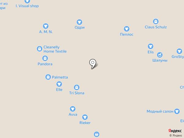 Sensiline на карте Новокузнецка