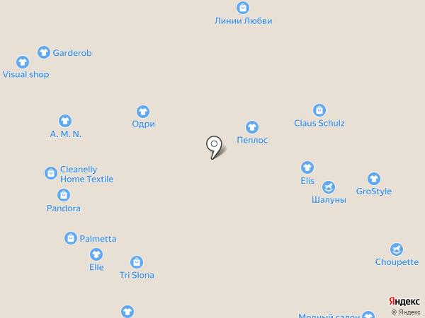 LORENA кухни на карте Новокузнецка