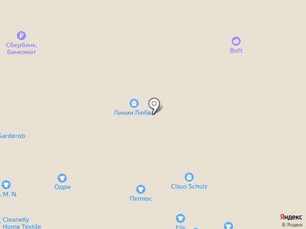 XTREME STICKERS на карте Новокузнецка