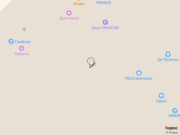 UPGRADE на карте Новокузнецка