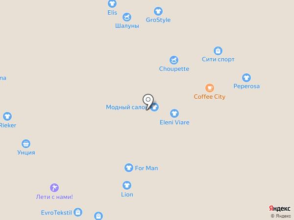 Мама рядом на карте Новокузнецка
