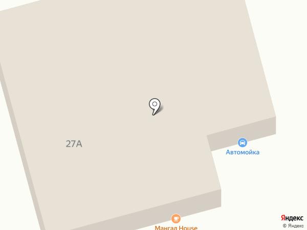 Строительно-монтажная компания на карте Новокузнецка