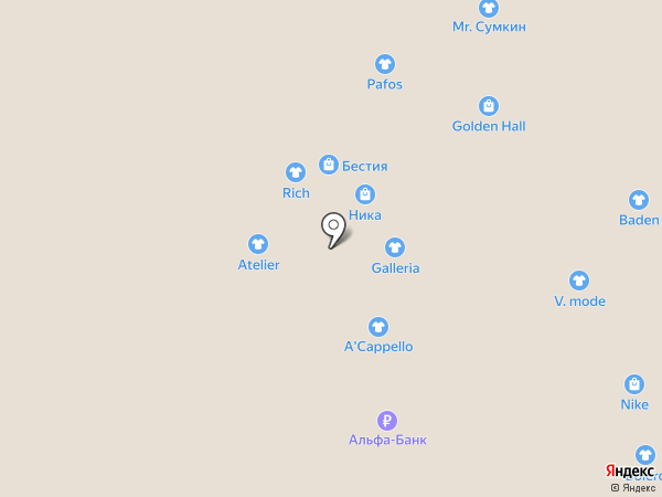 Petek на карте Новокузнецка
