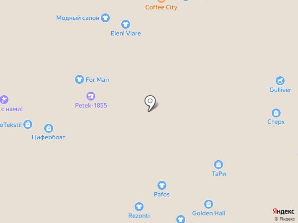 ТОФА на карте Новокузнецка