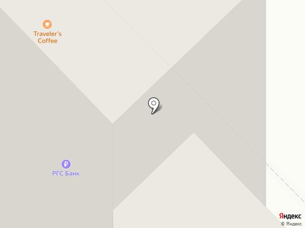 Евромода на карте Новокузнецка