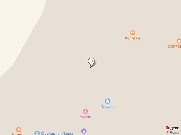 ODORE на карте Новокузнецка