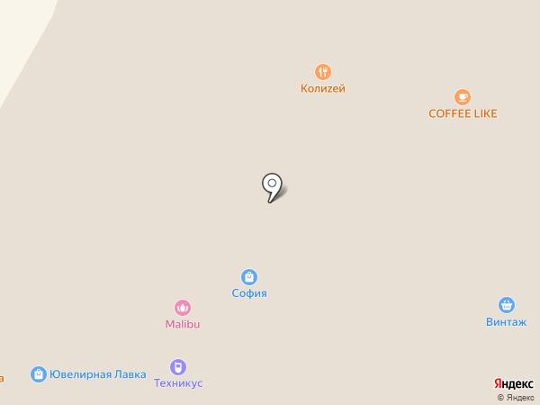 Студия загара на карте Новокузнецка
