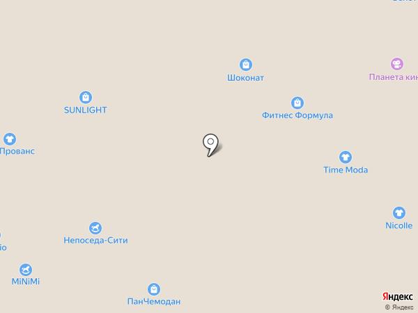 CAMP DAVID SOCCX на карте Новокузнецка