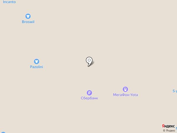 Елена на карте Новокузнецка
