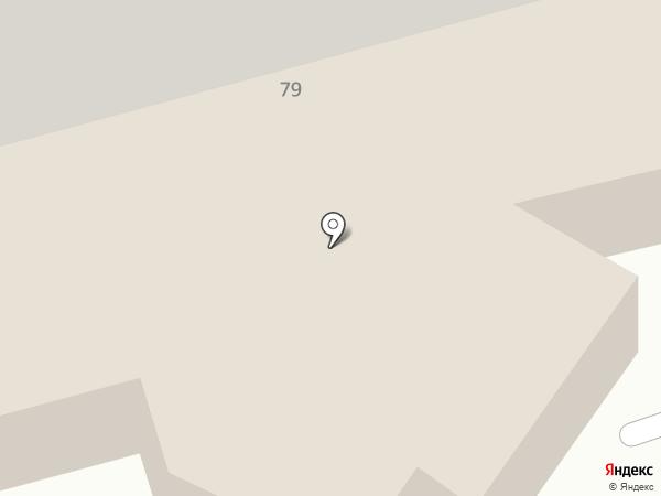 Центр Связи на карте Новокузнецка