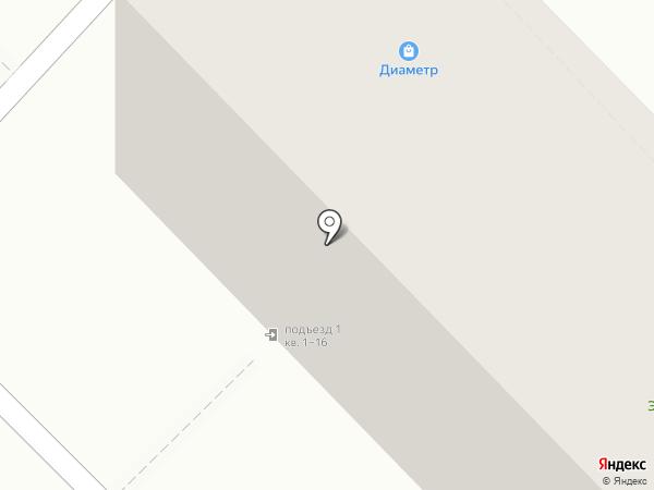 Детокс-бар на карте Новокузнецка