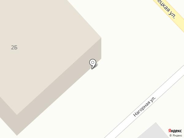 Мяснoff на карте Сосновки