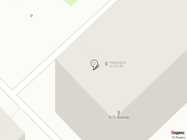В Гости! на карте Новокузнецка