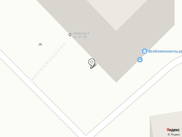 Кузовные детали на карте Новокузнецка